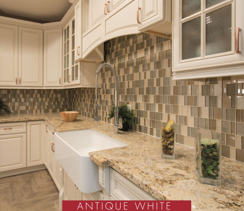 Antique white kitchen cabinets - Orange County, CA Fastest Cabinets