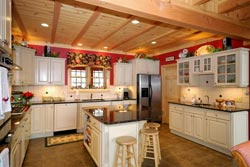 Country kitchen Orange County CA Granite kitchen - Orange County, CA Fastest Cabinets